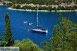 Strand Spartochori - Meganisi eiland bij Lefkas - Foto 89 - Foto van De Griekse Gids