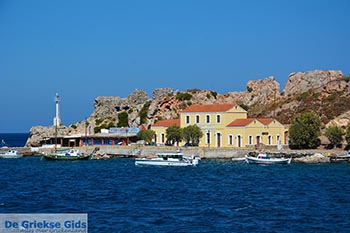 Agia Marina - Eiland Leros - Griekse Gids Foto 70 - Foto van De Griekse Gids