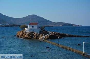 Agios Isidoros Kokkali - Insel Leros - Griekse Gids Foto 19 - Foto von GriechenlandWeb.de