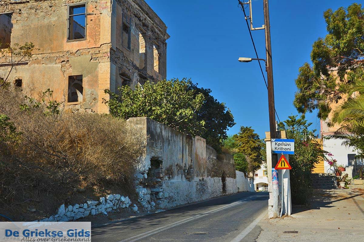 foto Krithoni - Eiland Leros - Griekse Gids Foto 10