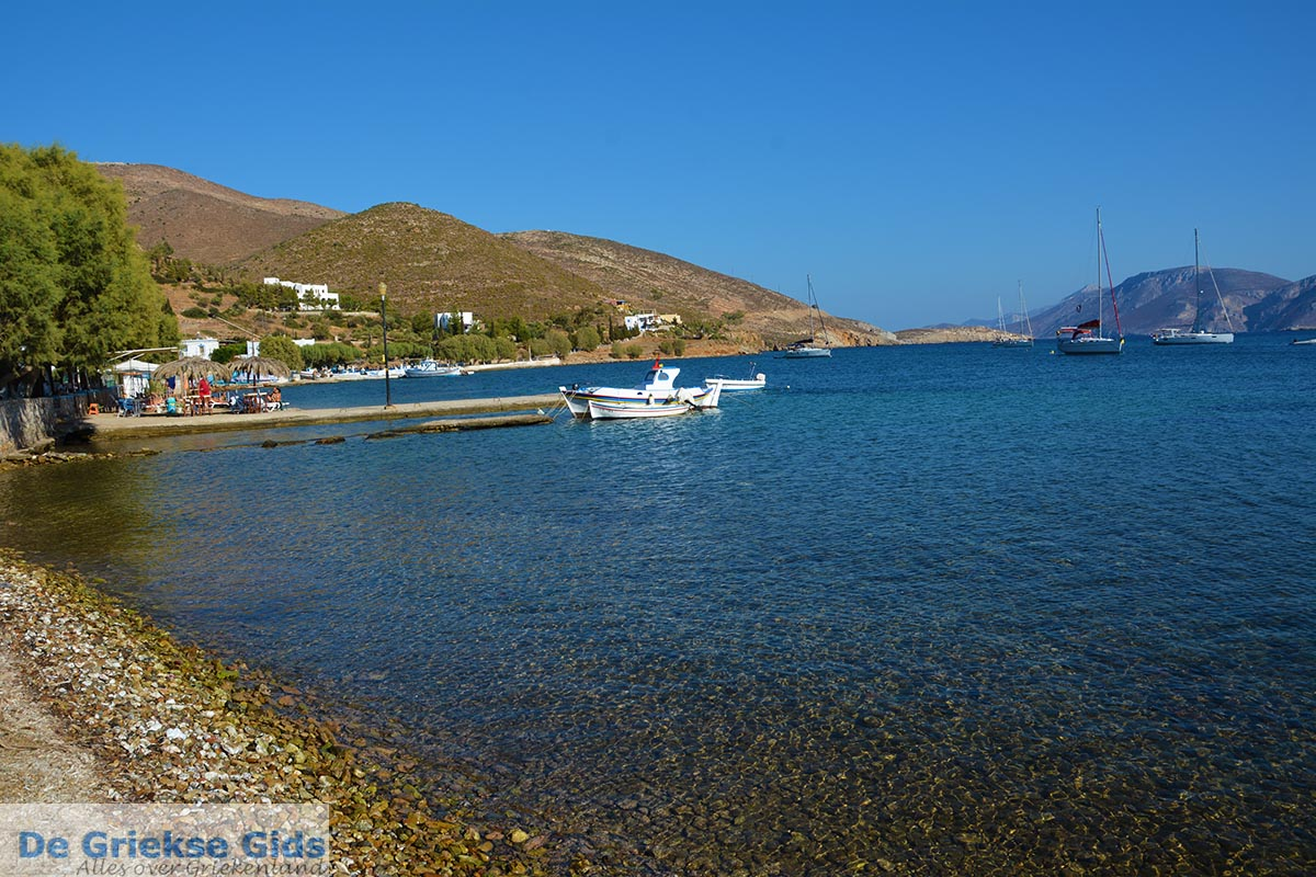 foto Xirokampos - Eiland Leros - Griekse Gids Foto 4