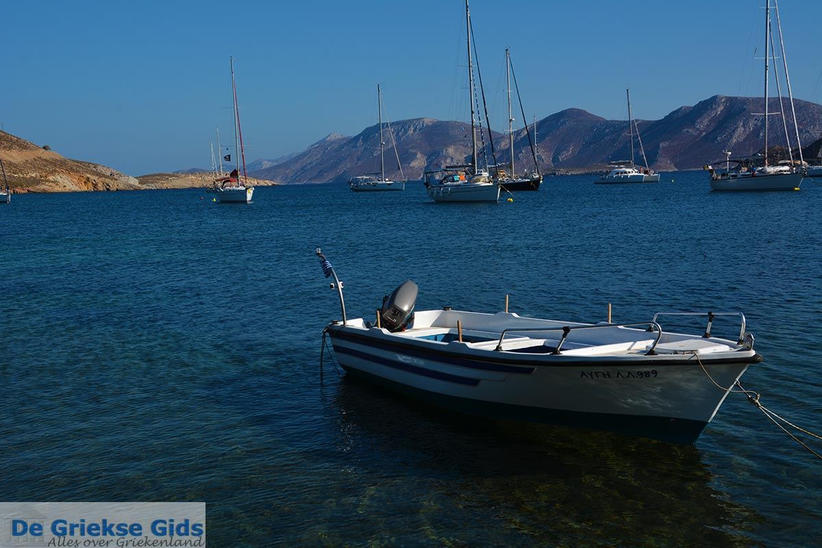 foto Xirokampos - Eiland Leros - Griekse Gids Foto 7