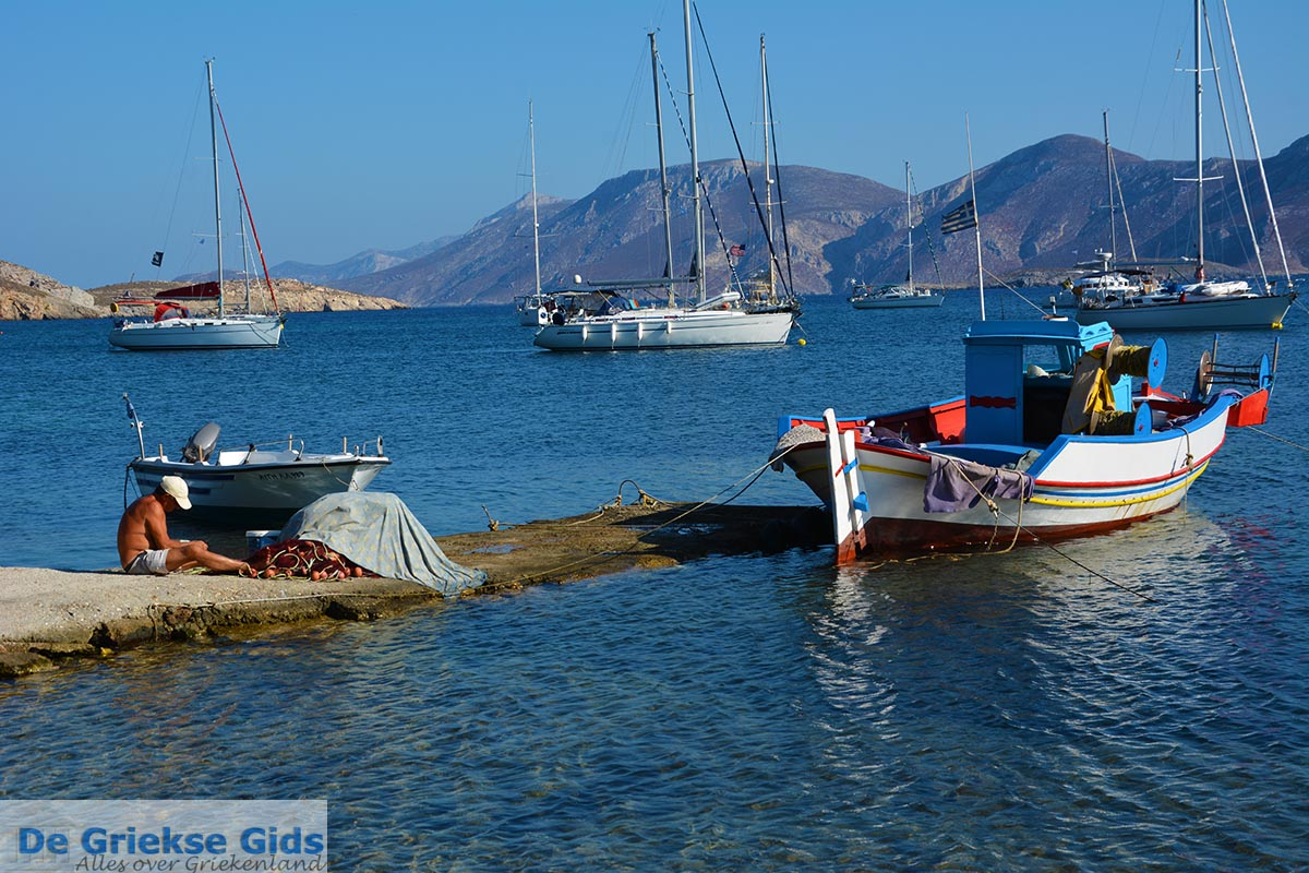 foto Xirokampos - Eiland Leros - Griekse Gids Foto 10