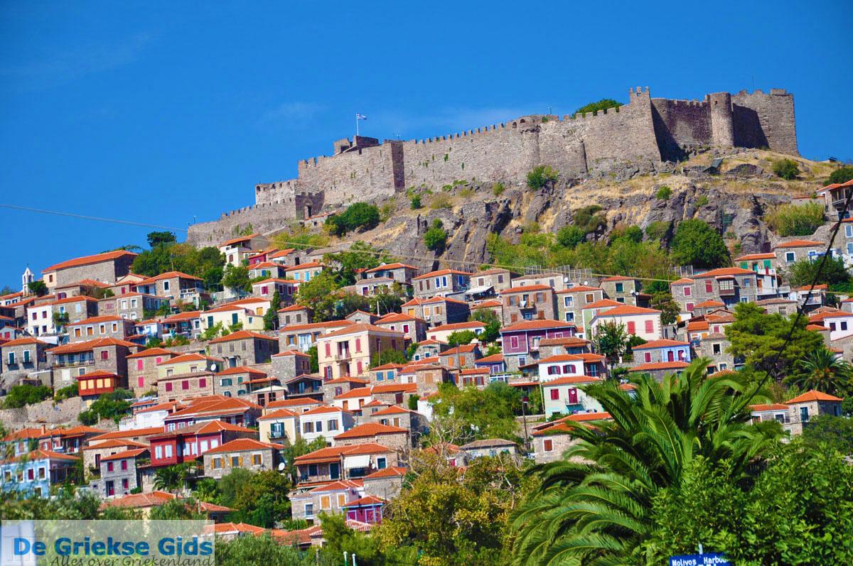 foto Molyvos Lesbos   Griekenland   De Griekse Gids 21