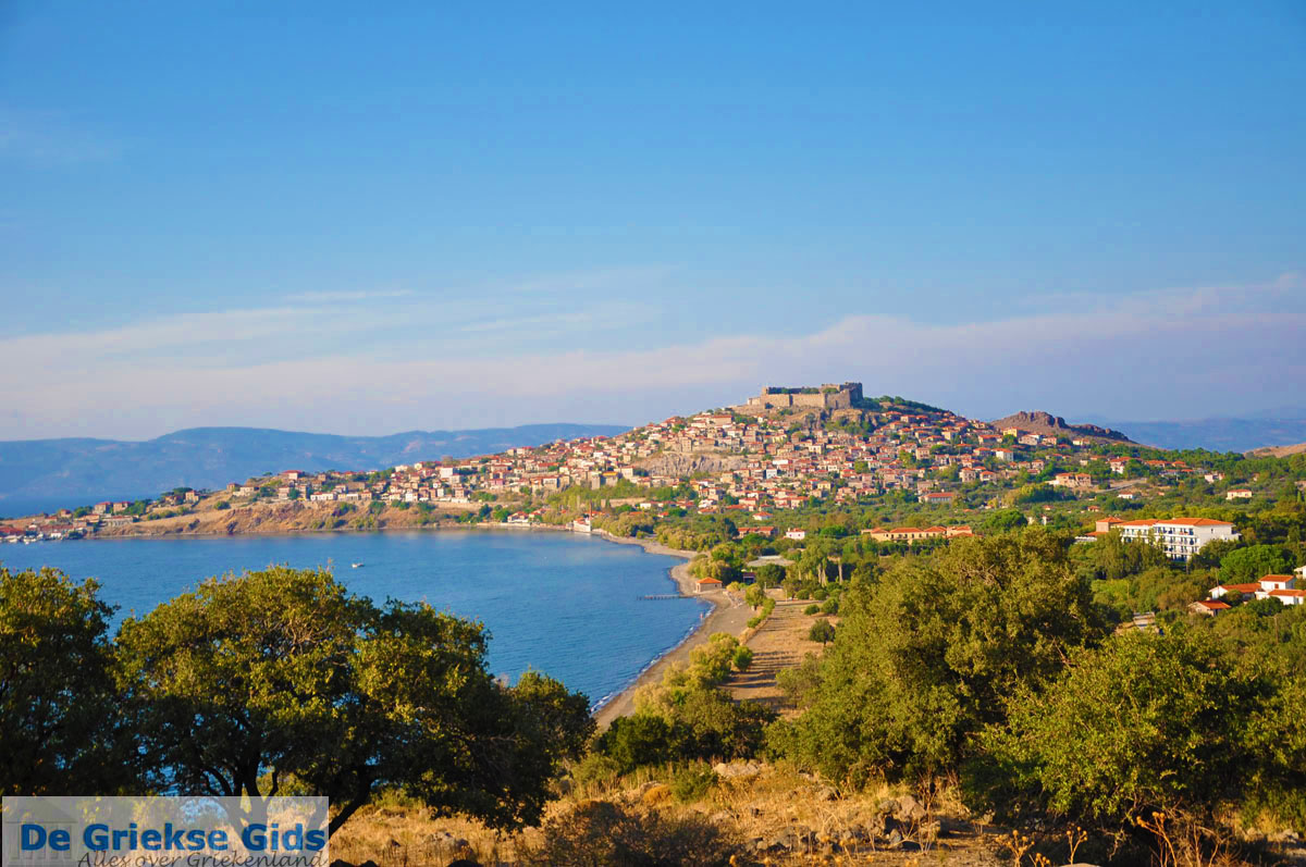foto Molyvos Lesbos   Griekenland 125