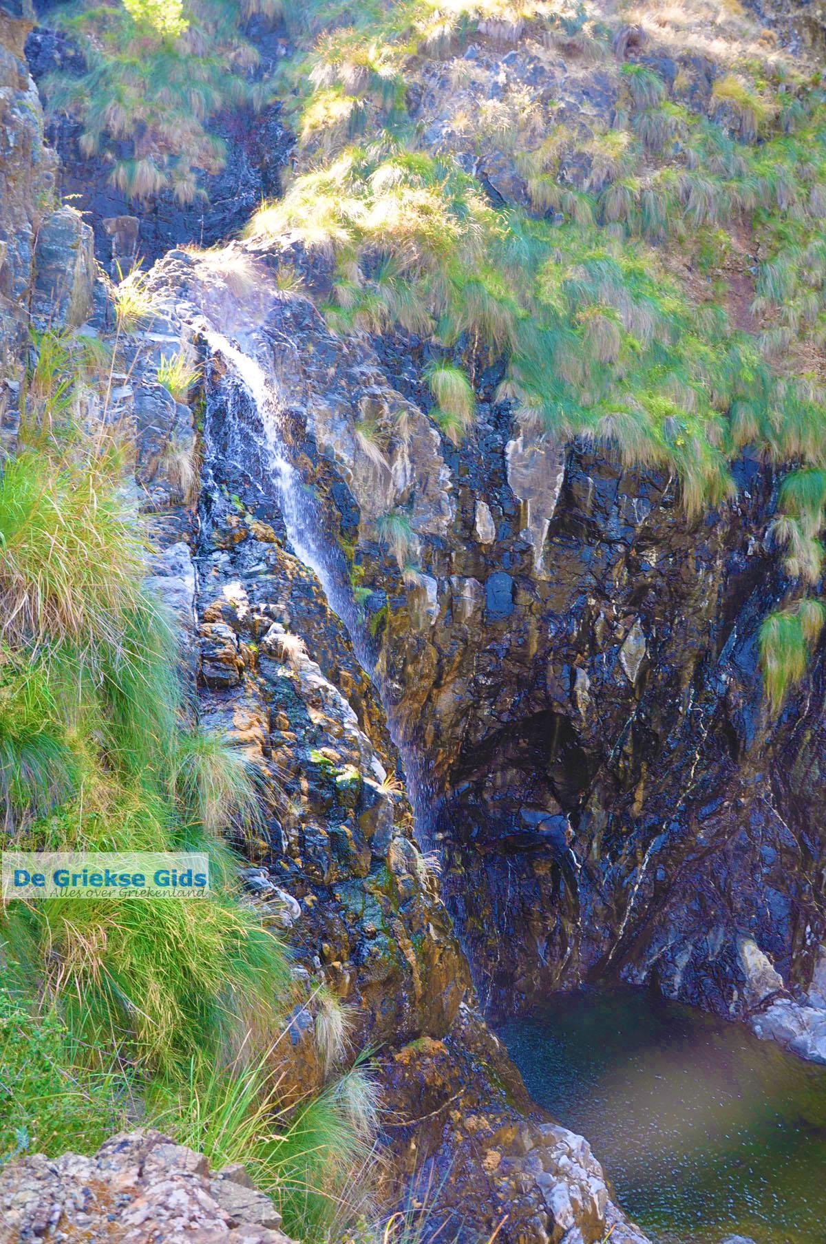 foto Bij watervallen Pesas | Lesbos Griekenland 30
