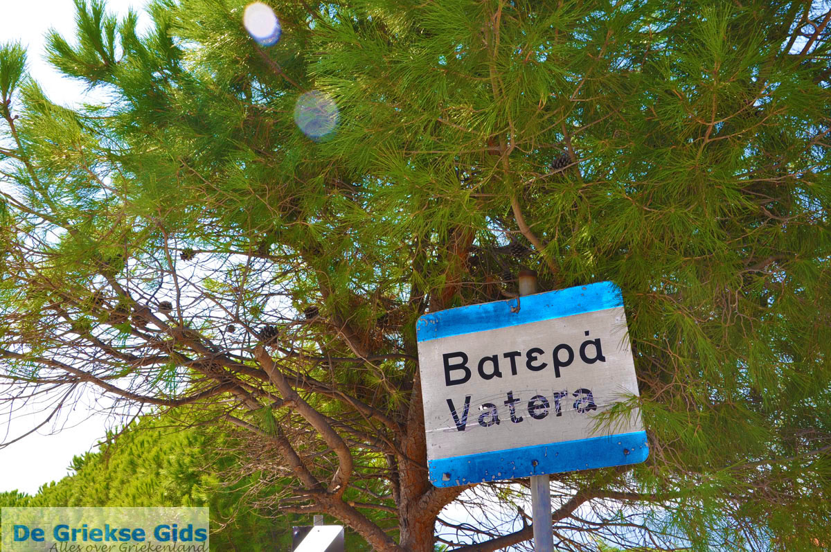 foto Vatera Lesbos   Griekenland 1