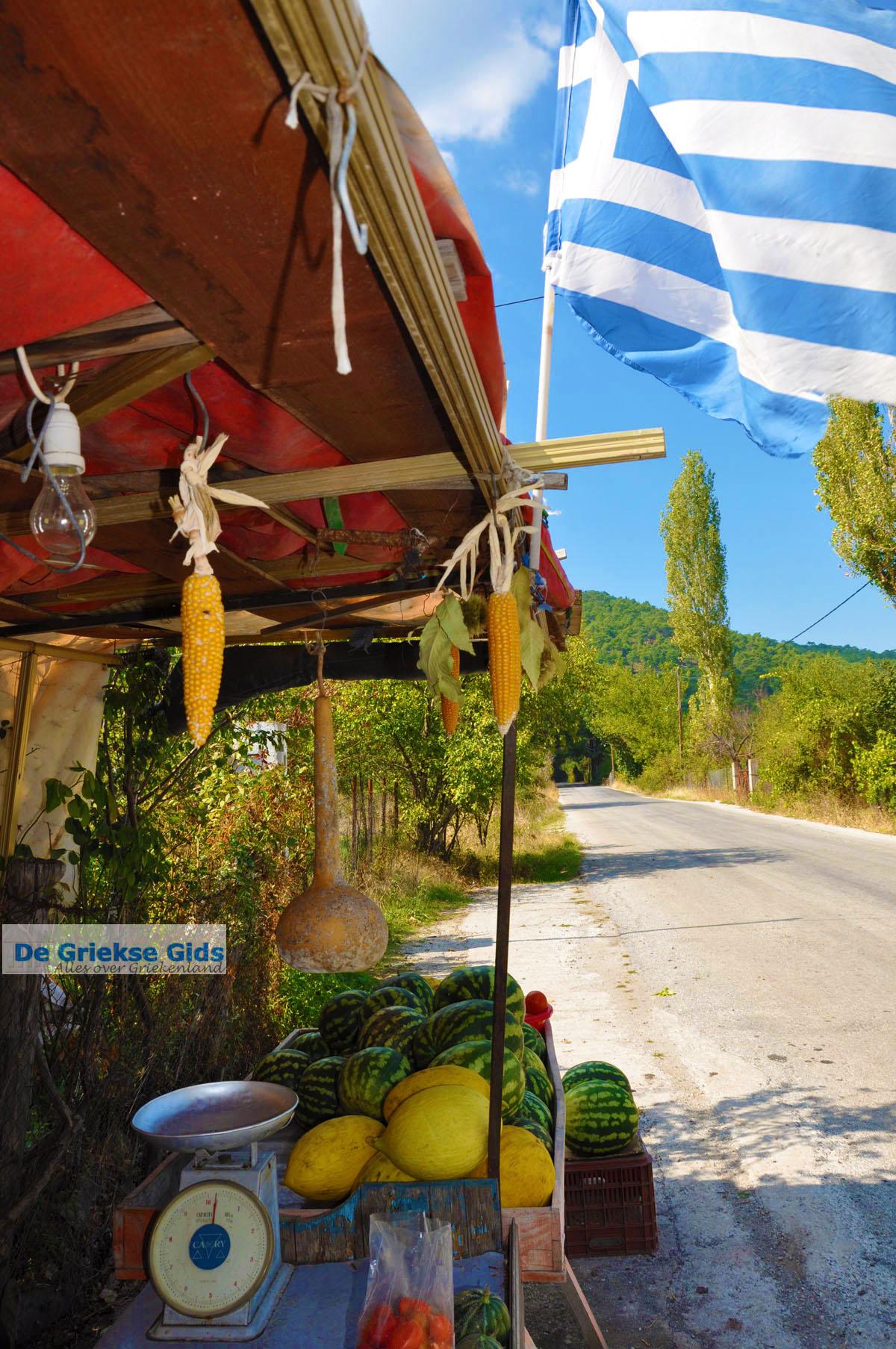 foto Agiasos (Agiassos) | Lesbos Griekenland | De Griekse Gids 3