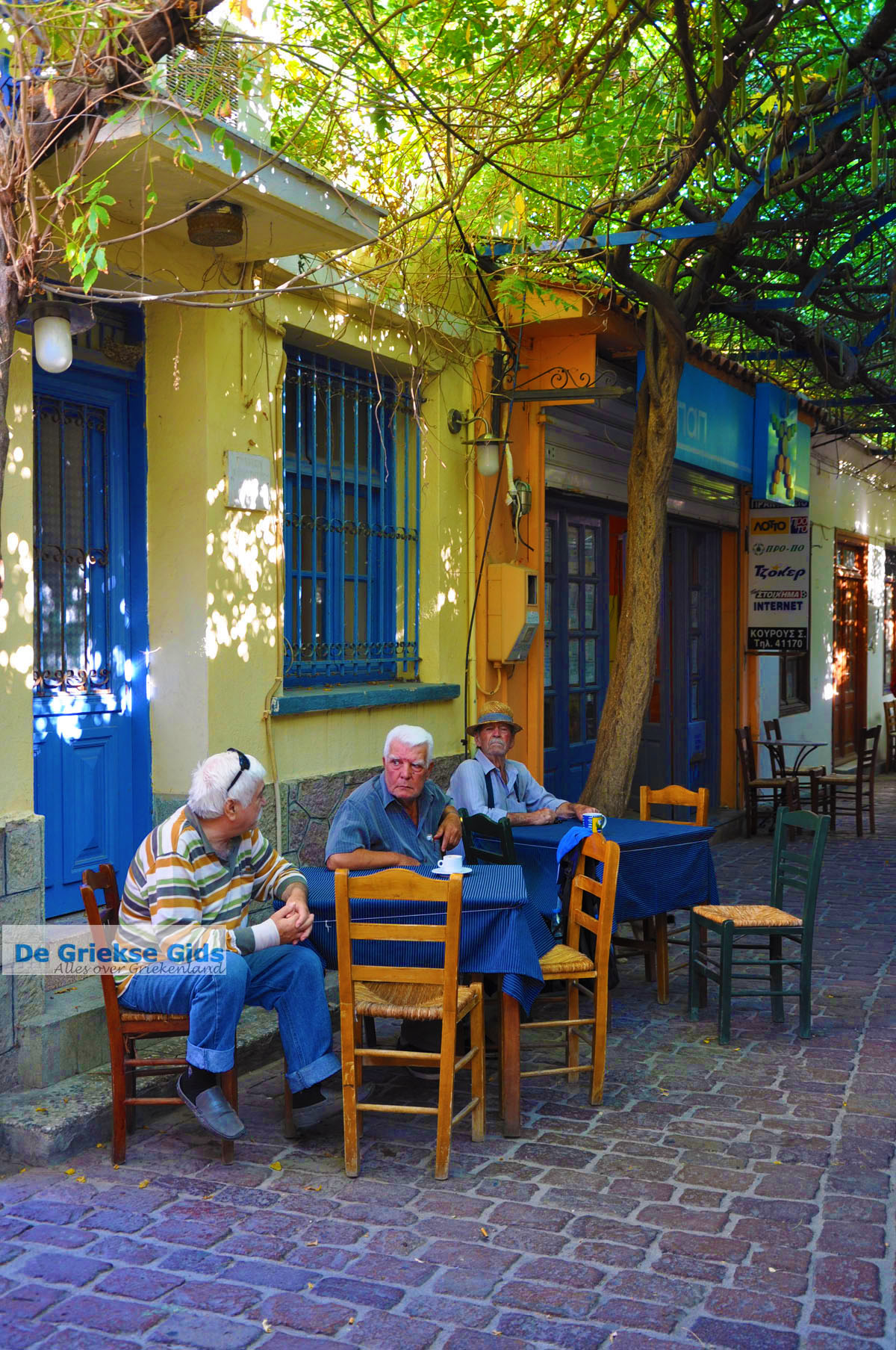 foto Petra Lesbos   Griekenland   De Griekse Gids 62