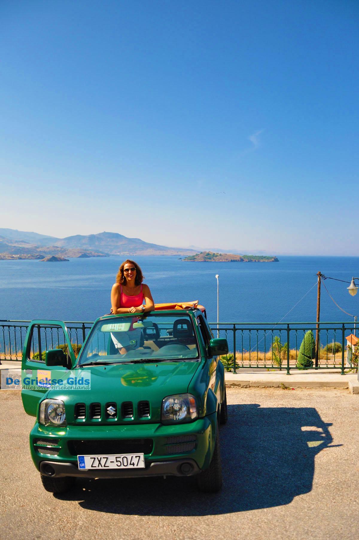 foto Ergens tussen Petra en Molyvos   Lesbos   Foto 6
