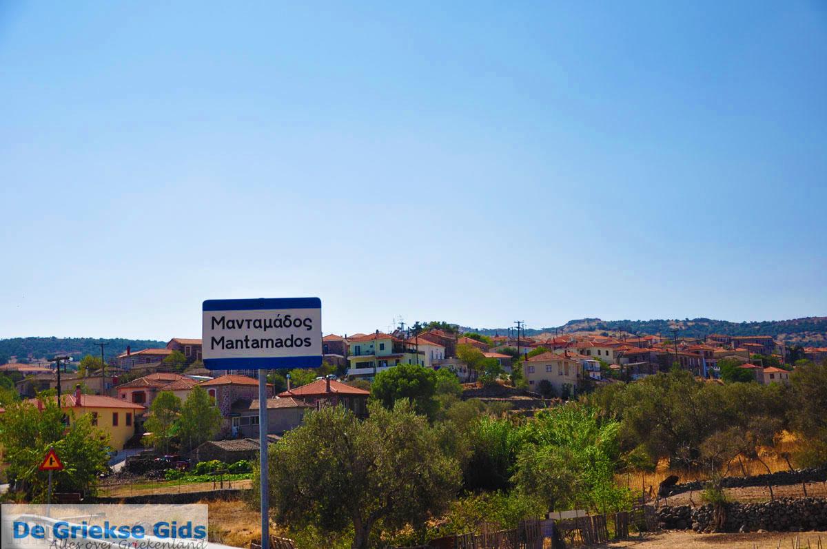 foto Mantamados Lesbos | Griekenland | De Griekse Gids 2
