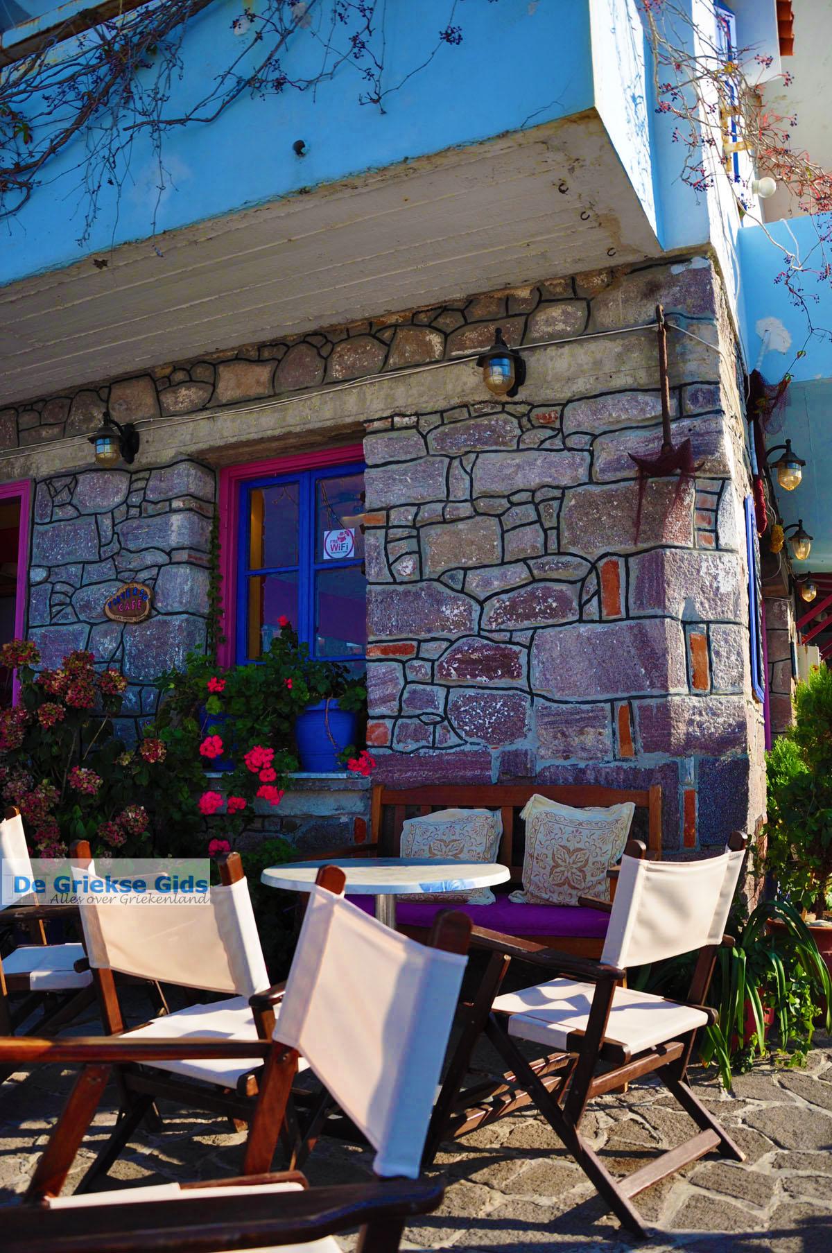 foto Sykaminia - Skala Sykaminia | Lesbos | De Griekse Gids 28