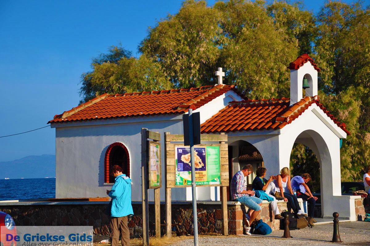 foto Kerkje bij vliegveld Mytilini | Lesbos Griekenland | Foto 4