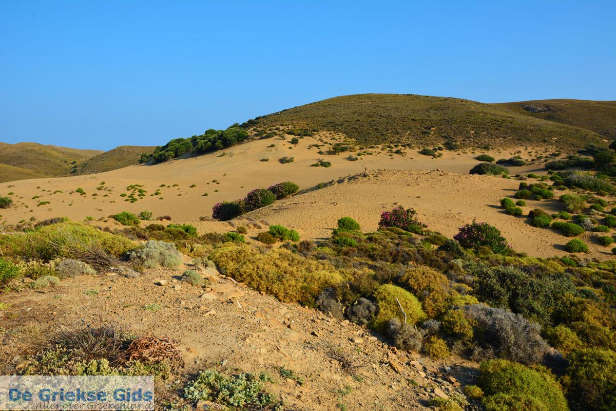 foto Amothines woestijn bij Katalakos Limnos (Lemnos)   Foto 14