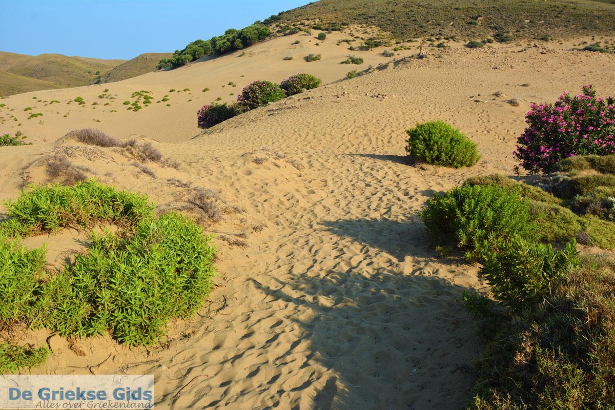 foto Amothines woestijn bij Katalakos Limnos (Lemnos)   Foto 21