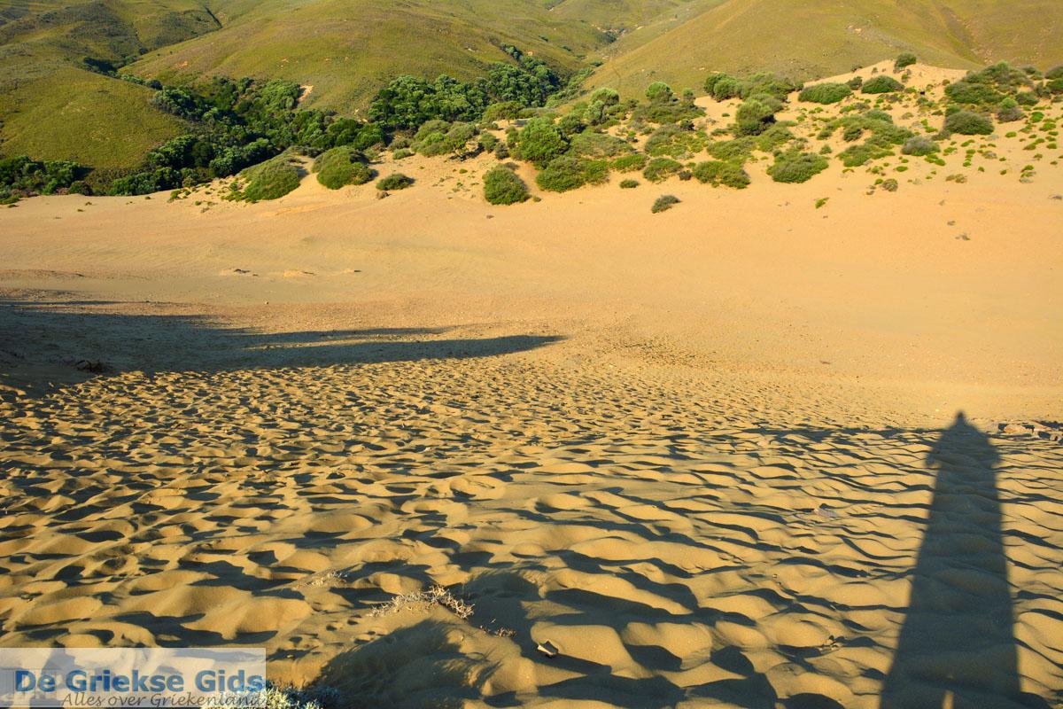 foto Amothines woestijn bij Katalakos Limnos (Lemnos)   Foto 30