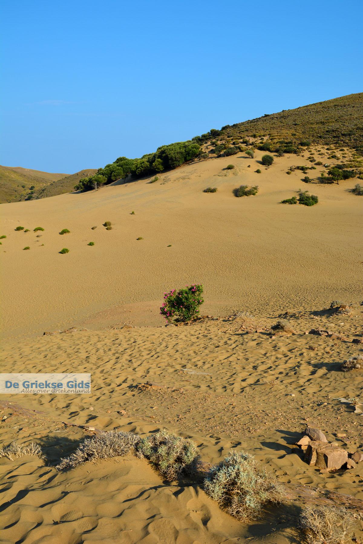 foto Amothines woestijn bij Katalakos Limnos (Lemnos)   Foto 36