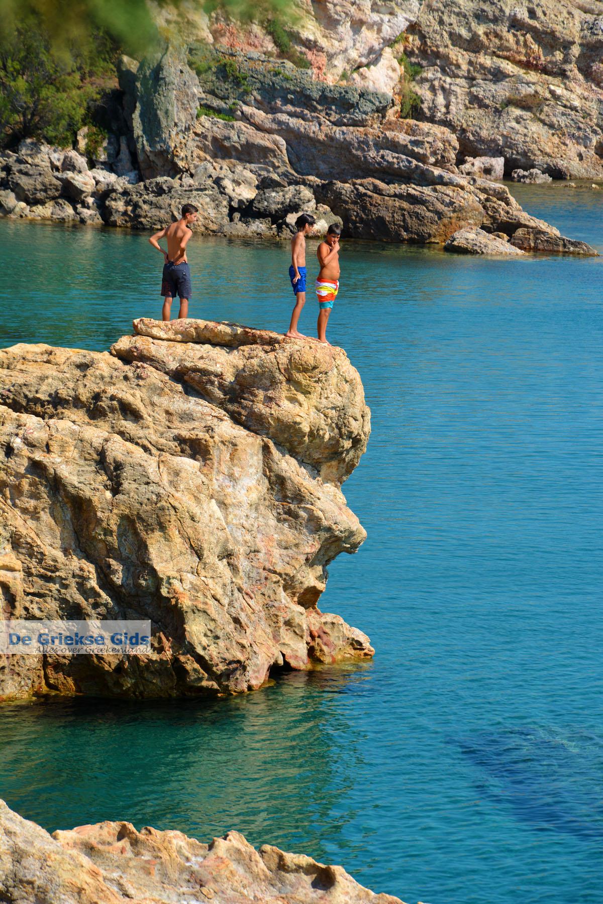 foto Strand Megalo Fanaraki bij Moudros Limnos (Lemnos) | Foto 33