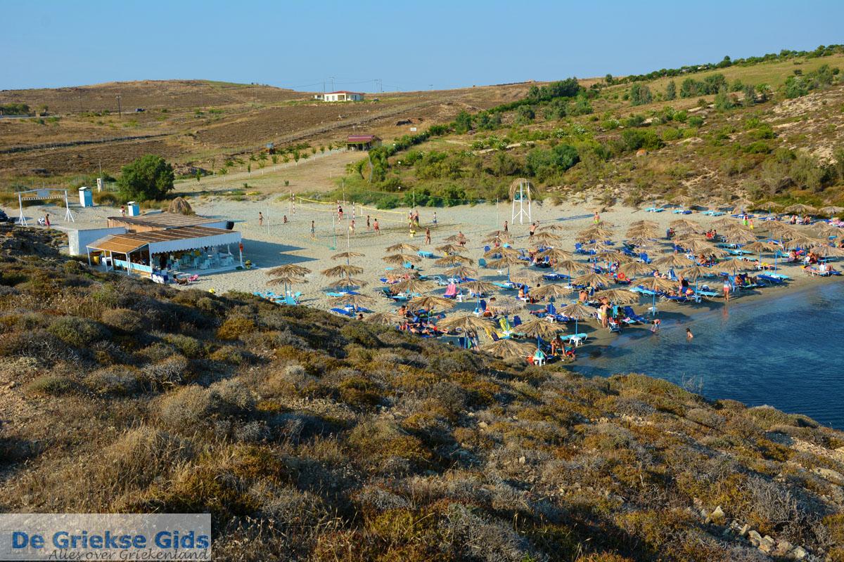 foto Strand Megalo Fanaraki bij Moudros Limnos (Lemnos) | Foto 127