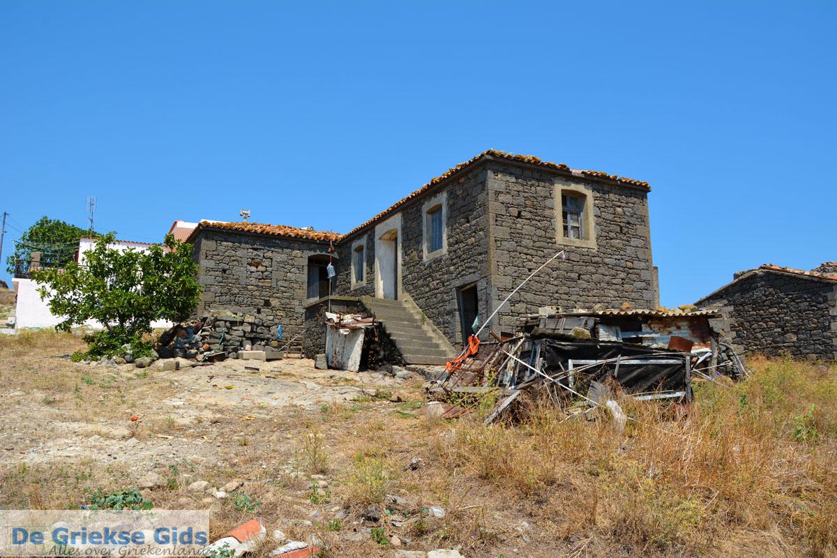 foto Dorpje Romanos bij Moudros Limnos (Lemnos)   Griekenland foto 2