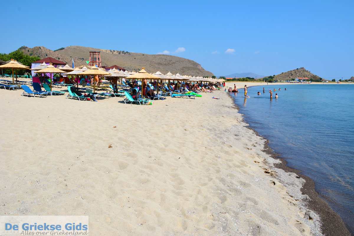 foto Stranden Thanos Limnos (Lemnos)   Griekenland foto 54