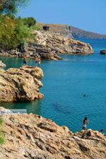 Strand Megalo Fanaraki bij Moudros Limnos (Lemnos) | Foto 34 - Foto van De Griekse Gids