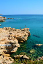 Strand Megalo Fanaraki bij Moudros Limnos (Lemnos) | Foto 47 - Foto van De Griekse Gids
