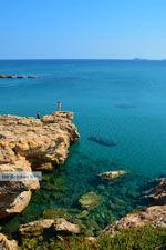 Strand Megalo Fanaraki bij Moudros Limnos (Lemnos) | Foto 49 - Foto van De Griekse Gids