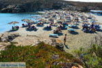 Strand Megalo Fanaraki bij Moudros Limnos (Lemnos) | Foto 57 - Foto van De Griekse Gids