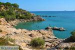 Strand Megalo Fanaraki bij Moudros Limnos (Lemnos) | Foto 64 - Foto van De Griekse Gids