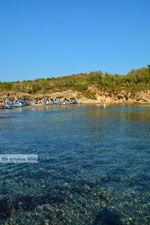 Strand Megalo Fanaraki bij Moudros Limnos (Lemnos)   Foto 97 - Foto van De Griekse Gids