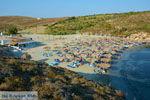 Strand Megalo Fanaraki bij Moudros Limnos (Lemnos) | Foto 121 - Foto van De Griekse Gids