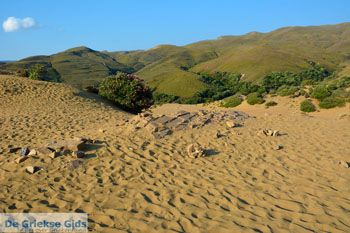 Amothines woestijn Katalakos Limnos (Lemnos) | Foto 28 - Foto GriechenlandWeb.de