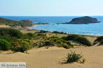 Bij Gomati en woestijn Amothines Katalakos Limnos (Lemnos) foto 26 - Foto van De Griekse Gids