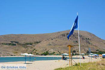 Stranden Thanos Limnos (Lemnos)   Griekenland foto 3