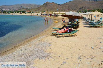 Stranden Thanos Limnos (Lemnos) | Griekenland foto 24