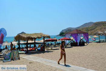 Stranden Thanos Limnos (Lemnos) | Griekenland foto 45