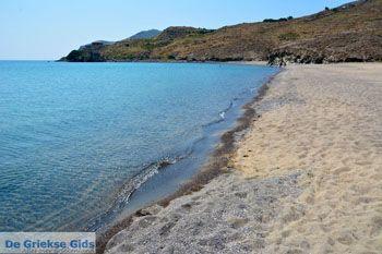 Stranden Thanos Limnos (Lemnos)   Griekenland foto 56