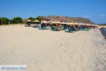 Stranden Thanos Limnos (Lemnos) | Griekenland foto 57