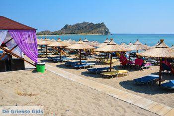 Stranden Thanos Limnos (Lemnos)   Griekenland foto 61
