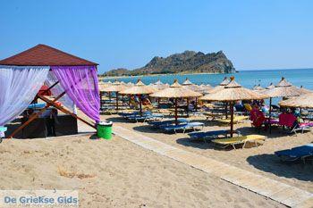 Stranden Thanos Limnos (Lemnos) | Griekenland foto 62 - Foto van De Griekse Gids
