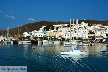Adamas Milos | Cycladen Griekenland | Foto 41 - Foto van De Griekse Gids