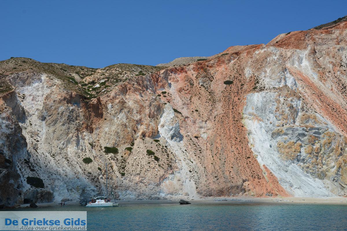 foto Kaap Spathi Milos | Cycladen Griekenland | Foto 37