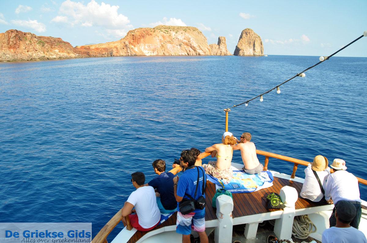 foto Kaap Vani Milos   Cycladen Griekenland   Foto 4