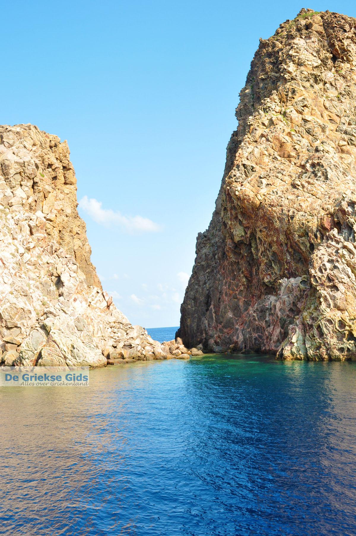 foto Kaap Vani Milos | Cycladen Griekenland | Foto 27