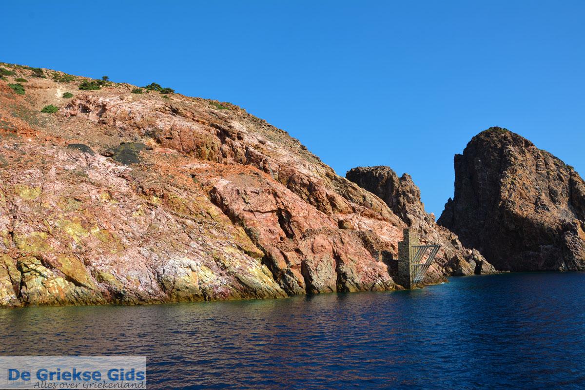 foto Kaap Vani Milos   Cycladen Griekenland   Foto 58