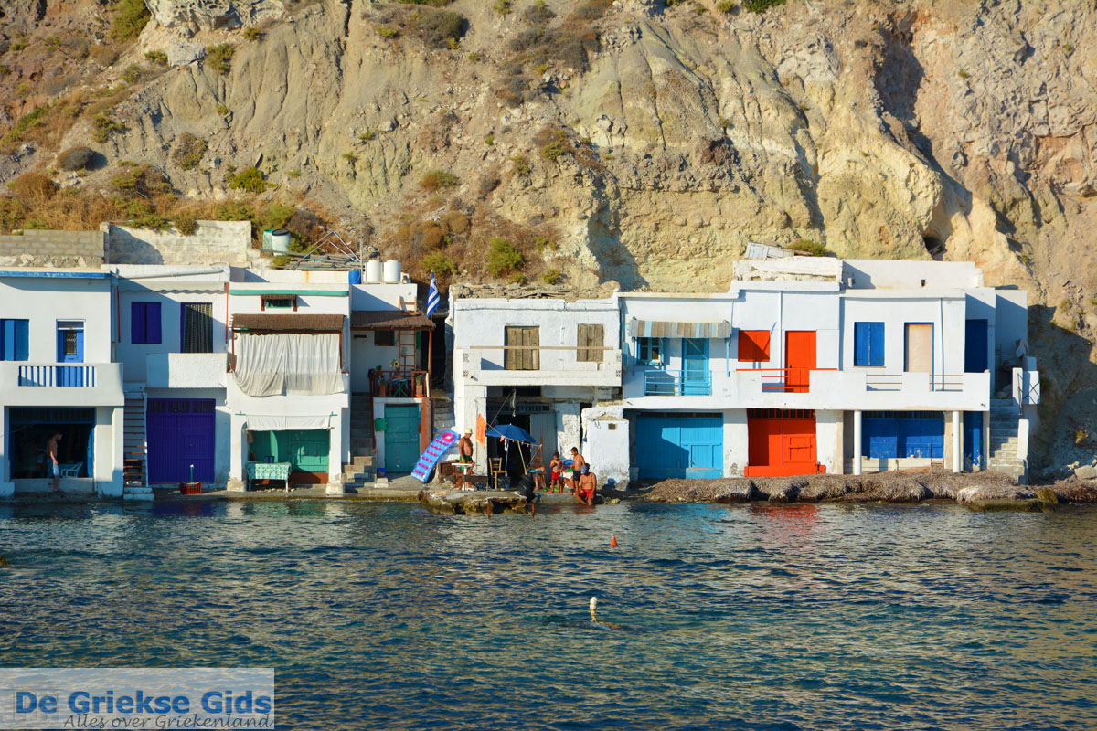 foto Fourkovouni Milos   Cycladen Griekenland   Foto 71