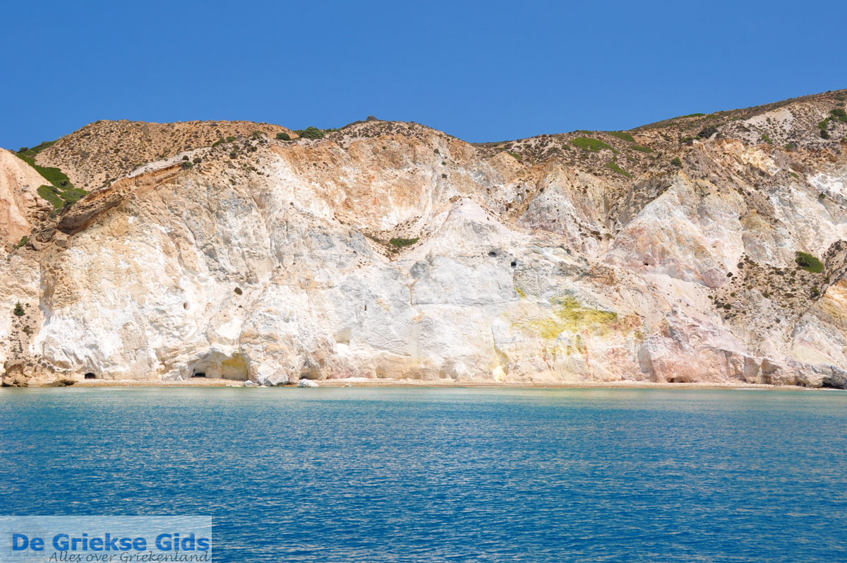 foto Fyriplaka Milos   Cycladen Griekenland   Foto 8
