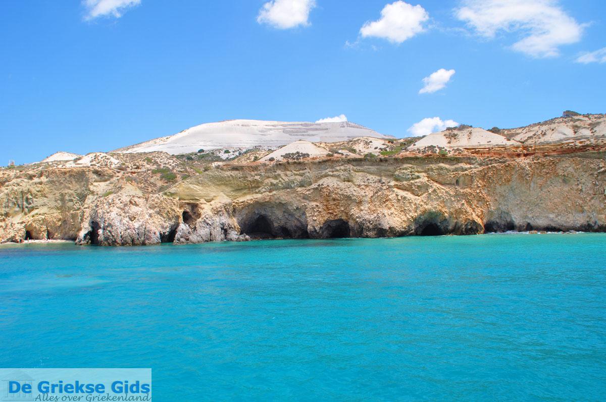 foto Tsigrado Milos   Cycladen Griekenland   Foto 21