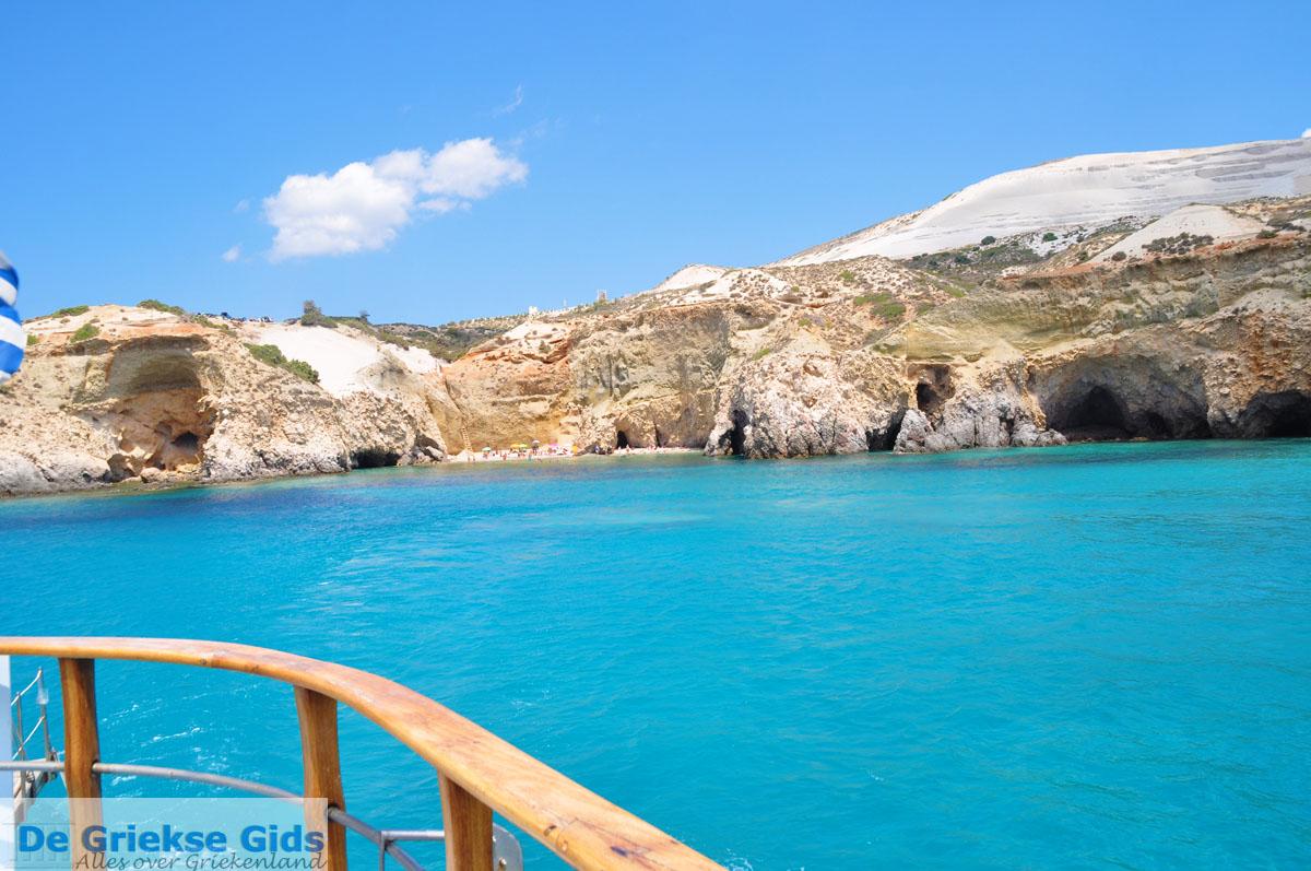 foto Tsigrado Milos   Cycladen Griekenland   Foto 22